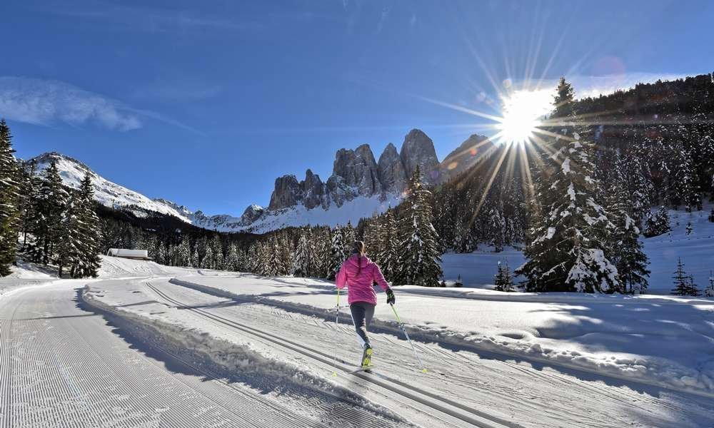 Vacanze invernali in Val d'Isarco